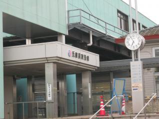 氏家駅東西線