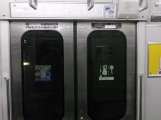 横須賀線車窓