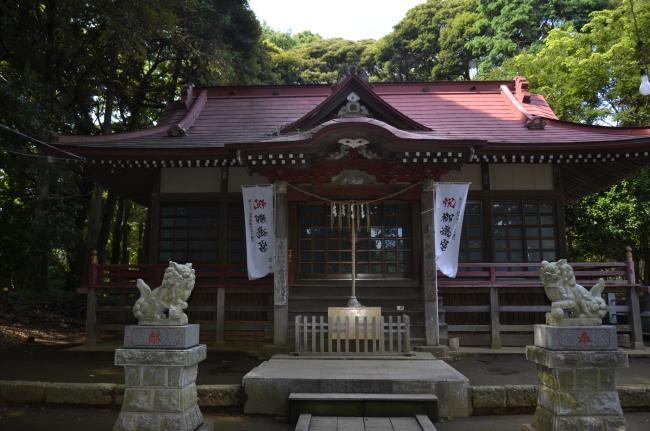 小林鳥見神社