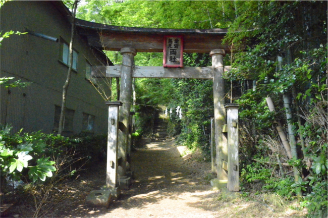 atago torimi shrine