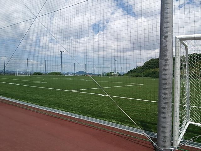 四学サッカー場①