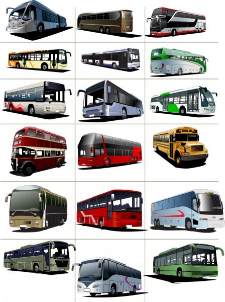 自動車のクリップアート Transport car clipart2