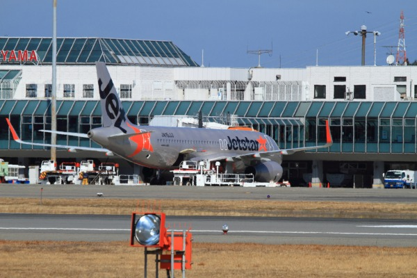 GK A320-232 JA15JJ RJOM 140212 07