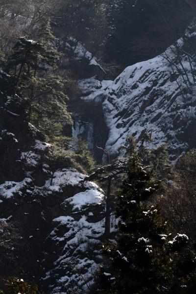 白猪の滝・氷瀑 140220 01