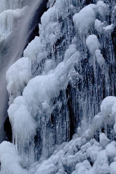白猪の滝・氷瀑 140220 05