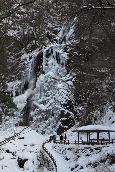 白猪の滝・氷瀑 140220 12