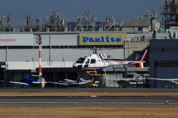 四国航空 AS350B3 JA6533 RJOM 140311 01