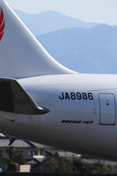 JL B767-346 JA8986 RJOM 140311 05