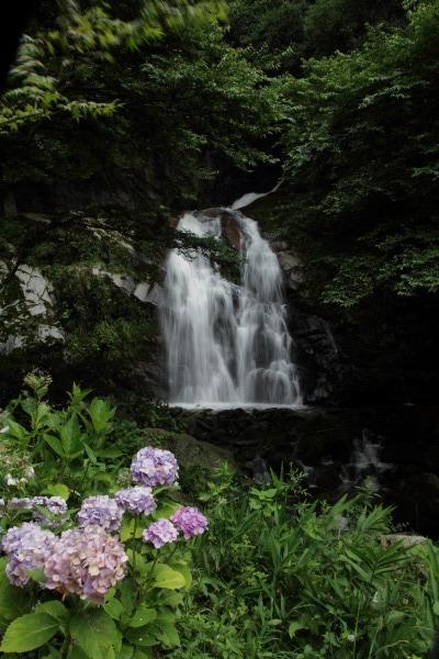 霧合の滝 140712 01