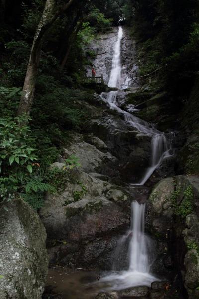歌仙の滝 140712 02