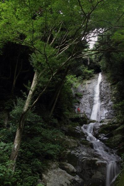 歌仙の滝 140712 04