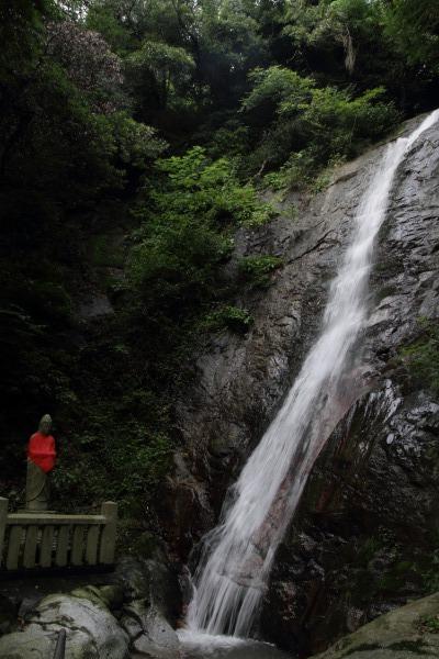 歌仙の滝 140712 06