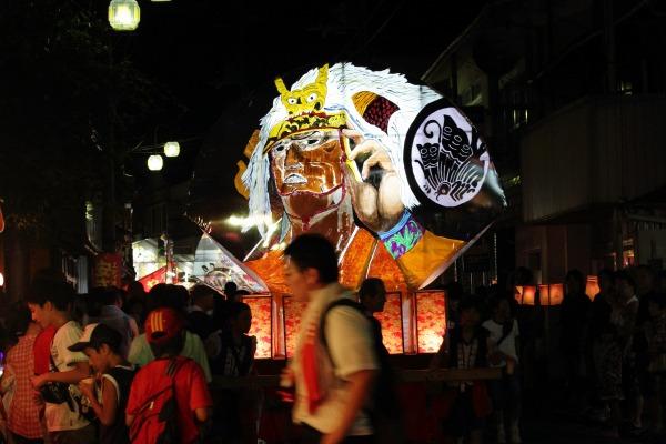 小田町村灯籠祭 140726 02