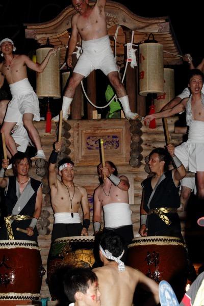 小田町村灯籠祭 140726 04