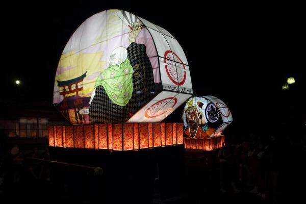 小田町村灯籠祭 140726 03