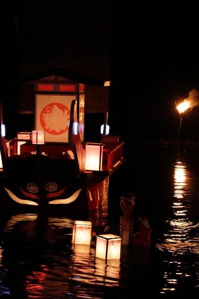 小田町村灯籠祭 140726 05