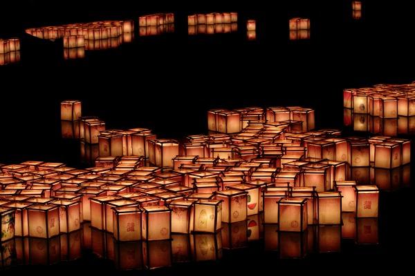 小田町村灯籠祭 140726 07