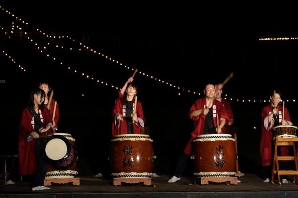 小田寺村・山の神火祭り 140815 06