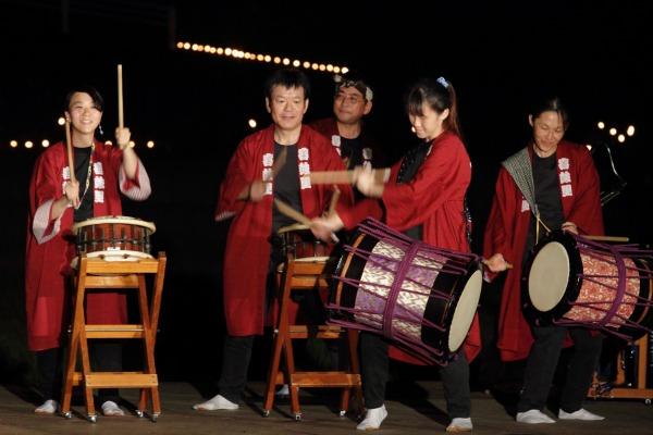 小田寺村・山の神火祭り 140815 07