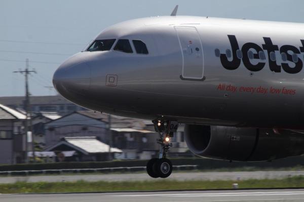 GK A320-232 JA04JJ RJOM 140511 01