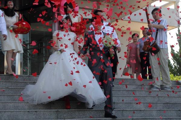 大連・結婚儀式 140826 02