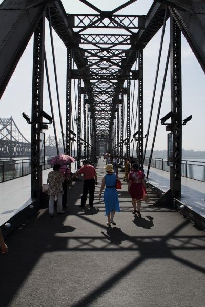 鴨緑江断橋 140828 02