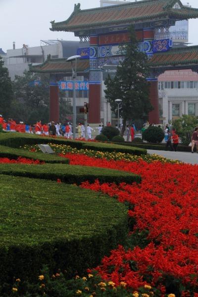 丹東・錦江山公園 140829 08