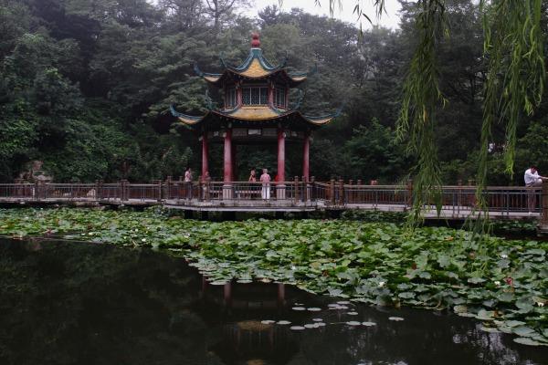 丹東・錦江山公園 140829 07