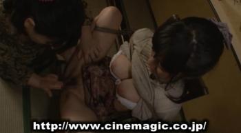 CMC-137 乳虐華道家菊門活花