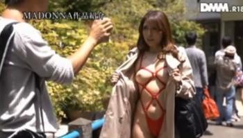 言いなり露出旅行 白木優子 - 無料エロ動画 - DMMアダルト