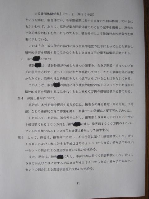 complaint 11