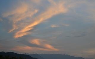 DSC_0139(39)(1)7月12日夕焼け