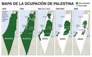 パレスチナとイスラエル