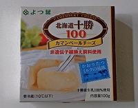 よつ葉非遺伝子組み換え飼料チーズ