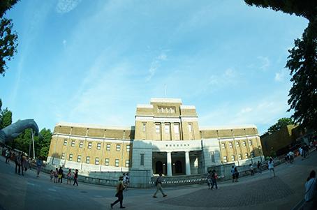 博物館全景