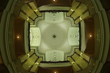 日本館天井2