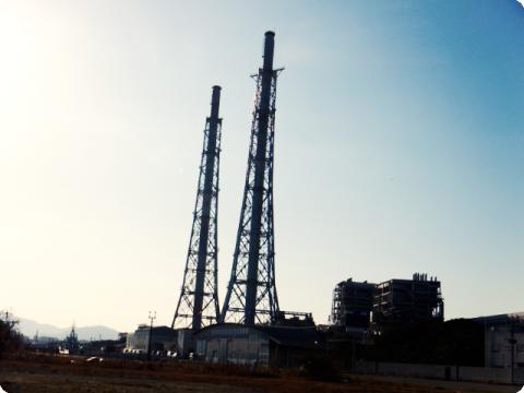 唐津火力発電所