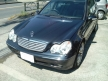 BENZ C WAGON②(施工前)