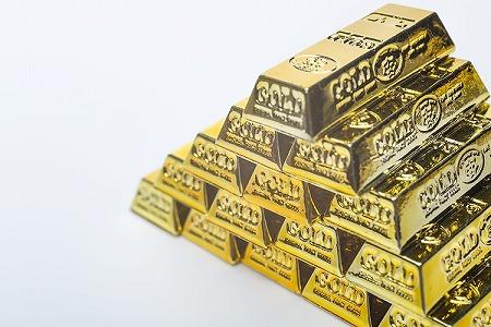 ピラミッド 金塊 ゴールド 宝