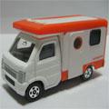 トミカのキャンピングカー