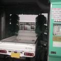軽トラ洗車