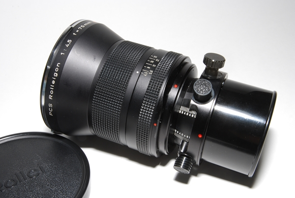 PCS-75mmF4,5