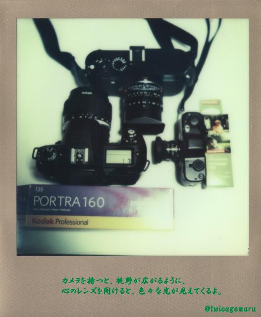 カメラたち