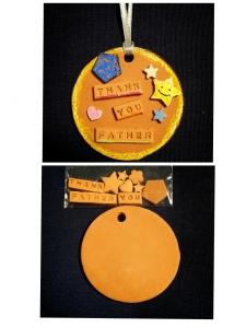 父の日メダル2写真