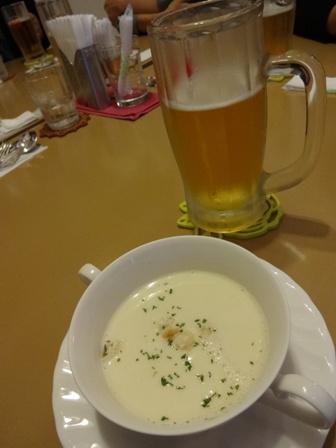 DSC06672 - へちまのスープ