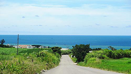DSC09648 - 海へ続く道