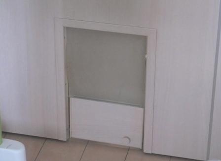 DSCF1824 - 猫ドア