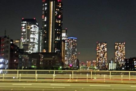 摩天楼夜景
