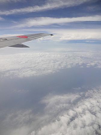 DSC01366 - 飛行機からの雲