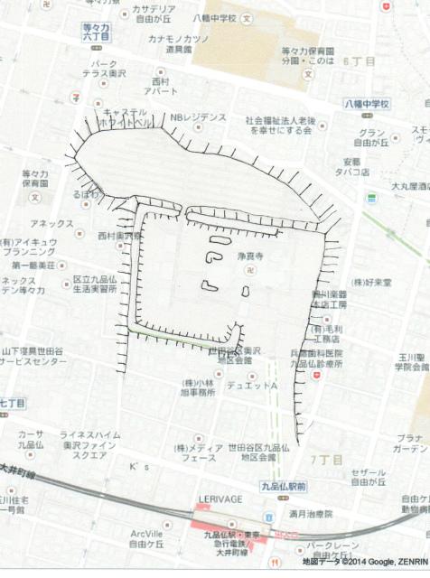 奥沢城アク